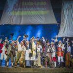 В Москве стартовал I Международный Большой детский фестиваль