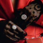 Тренд: носим браслеты и кольца поверх перчаток
