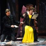 На сцене «Геликон-оперы» развернулись настоящие итальянские страсти
