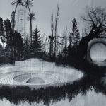 «Темный лес» - выставка Таисии Коротковой в Новой Третьякове