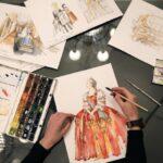 В «Геликоне» открылась выставка «Виват, Екатерина!»